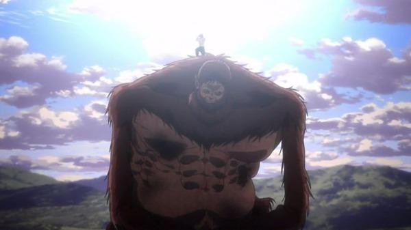 「進撃の巨人 Season2」37話 (99)
