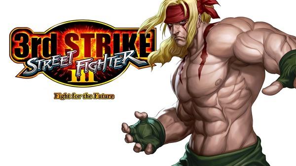 アレックス(ALEX) - STREET FIGHTER III 3rd STRIKE