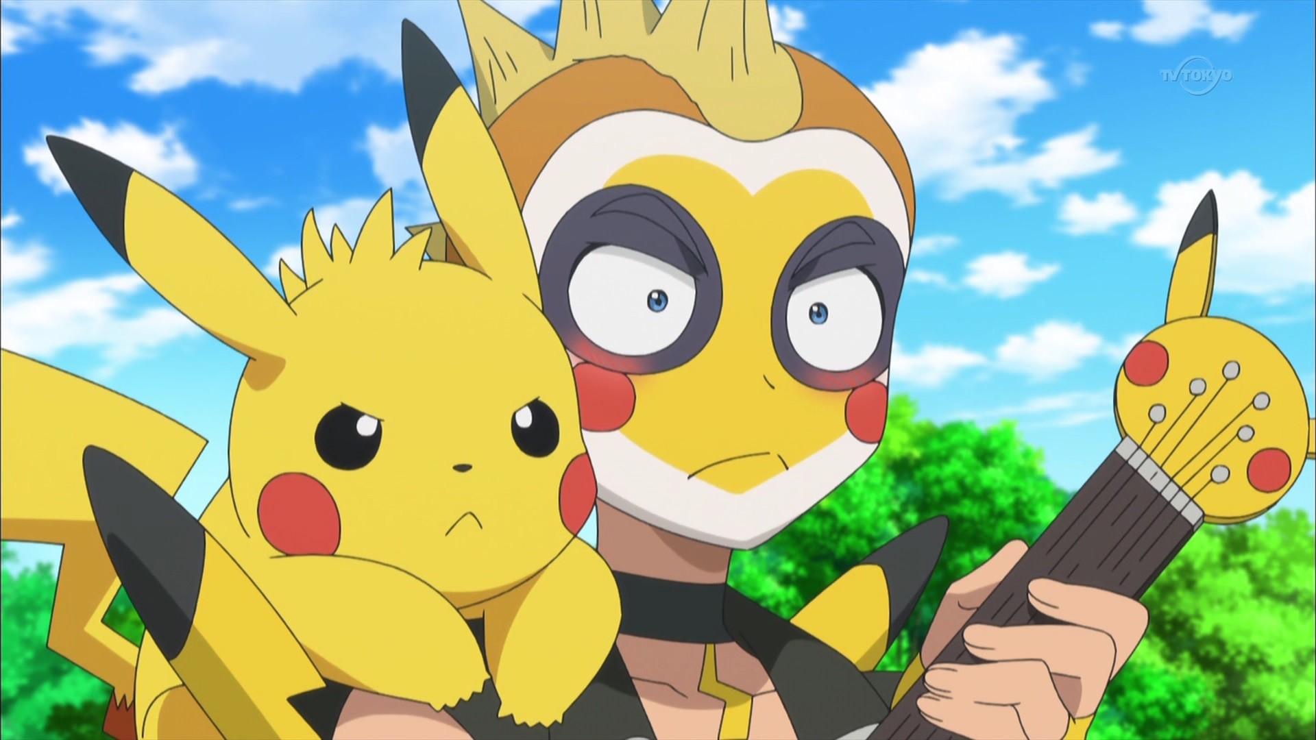 Hair Style Eevee: 【画像】「ポケットモンスター」今週のアニメ「ポケモンXY&Z 第22話」でサトシの服を着た男装セレナが可愛過ぎると大