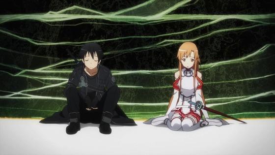 「SAO ソードアート・オンライン」9話感想 (12)