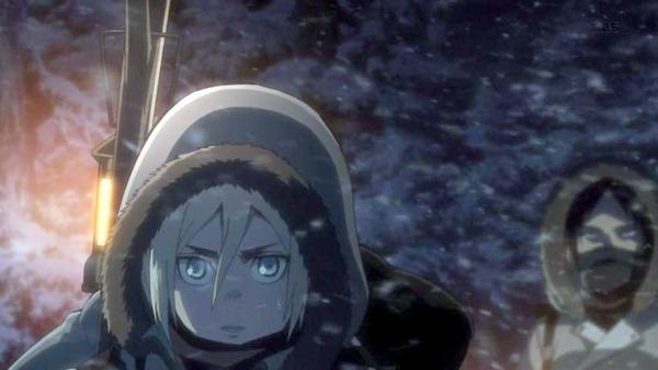 「進撃の巨人 Season2」30話 (5)
