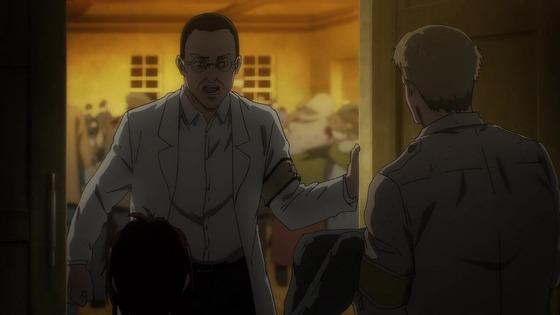 「進撃の巨人」65話(4期 6話)感想  (119)
