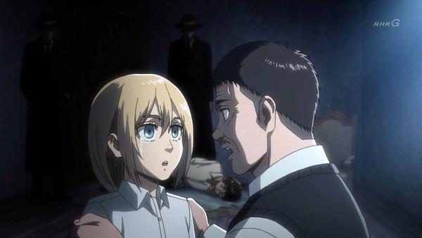 「進撃の巨人 Season3」(3期 3話)40話 (24)
