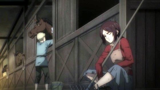 「進撃の巨人」70話(4期 11話)感想 (78)