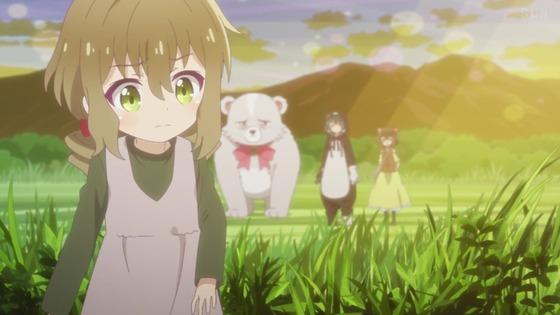 「くまクマ熊ベアー」第6話感想 画像 (38)