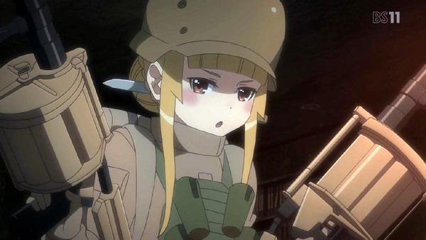 「SAO ガンゲイル・オンライン」8話感想 (34)