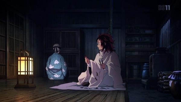 「鬼滅の刃」4話感想  (8)