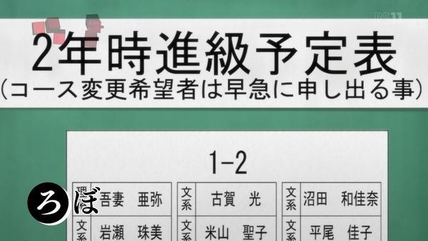 「女子高生の無駄づかい」10話感想 (7)