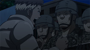 【動画】「暗殺教室」第2期 第21話『信頼の時間』 (4)