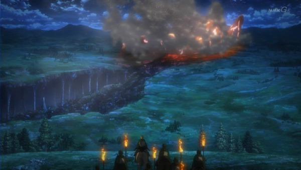 「進撃の巨人 Season3」(3期 8話)45話感想 (22)