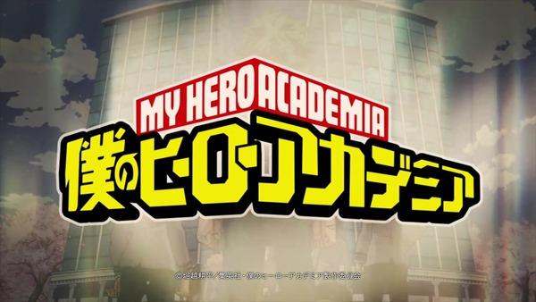 「僕のヒーローアカデミア」64話(4期 1話)感想 (11)