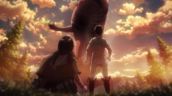 「進撃の巨人 Season2」37話 (42)