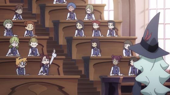 「リトルウィッチアカデミア」7話 (2)