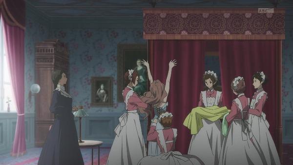「ヴァイオレット・エヴァーガーデン」5話 (19)