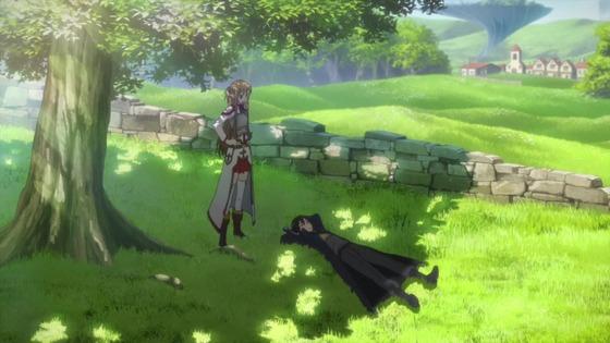 「SAO ソードアート・オンライン」5話感想 (20)