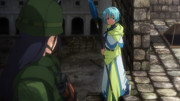 GATE 自衛隊 彼の地にて、斯く戦えり (15)