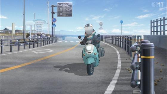 「ゆるキャン△ SEASON2」2期 2話感想 (4)