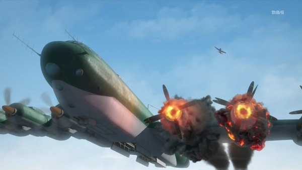 「荒野のコトブキ飛行隊」10話感想 (35)
