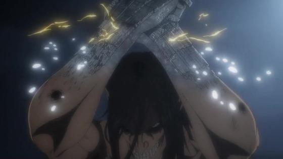 「進撃の巨人」65話(4期 6話)感想  (81)