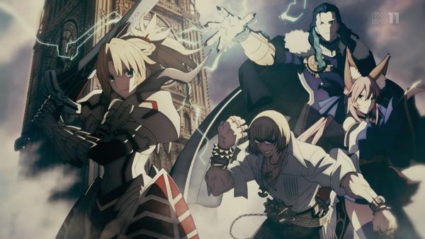 「FateGrand Order 絶対魔獣戦線バビロニア」FGO 1話感想 (9)