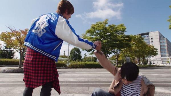 「仮面ライダービルド」11話 (42)