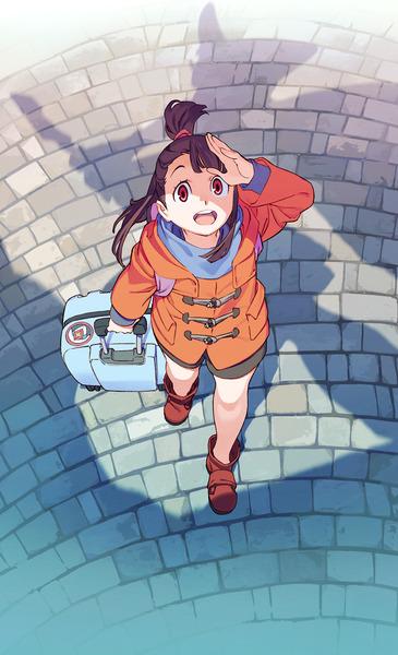 『リトルウィッチアカデミア』TVアニメ