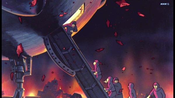 「未来少年コナン」第2話感想 画像  (2)