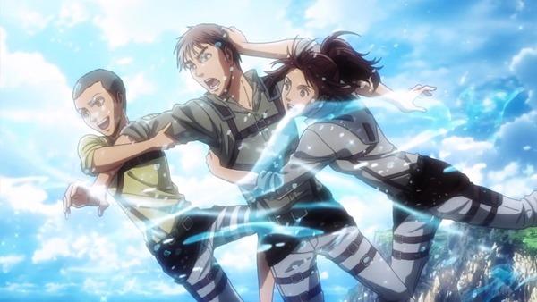 「進撃の巨人」59話感想 (131)