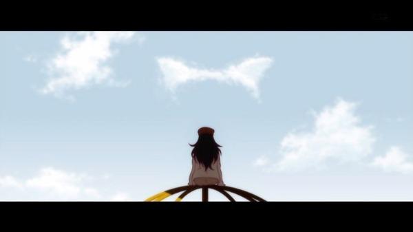 「化物語」13話 (1)