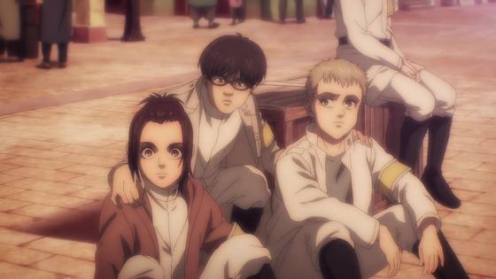 「進撃の巨人 The Final Season」61話(4期 2話)感想画像  (69)