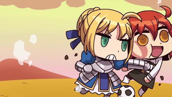 アニメ『マンガでわかる!Fate Grand Order』感想 (12)