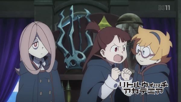 「リトルウィッチアカデミア」10話 (10)