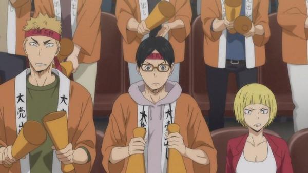「ハイキュー!! 烏野高校VS白鳥沢学園高校」 (106)