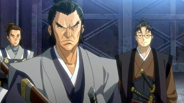 「甲鉄城のカバネリ」9話感想 (1)