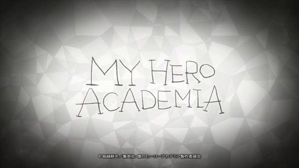 「僕のヒーローアカデミア」64話(4期 1話)感想 (125)