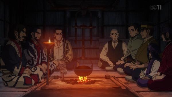 「ゴールデンカムイ」21話 (17)