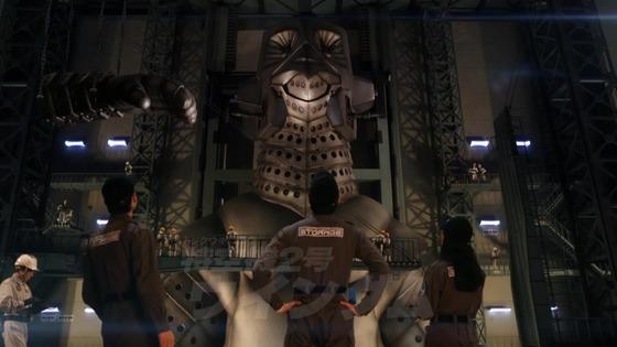 「ウルトラマンZ」第4話感想  (2)