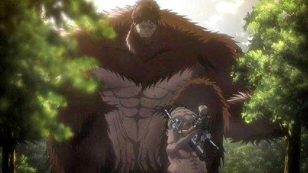 「進撃の巨人 Season2」26話 (17)