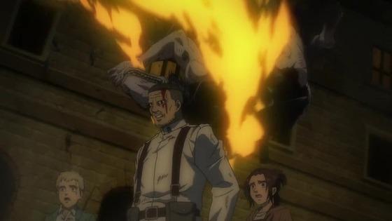 「進撃の巨人」66話(4期 7話)感想 (114)