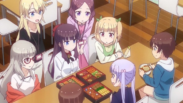「NEW GAME!!」2期 3話 (57)