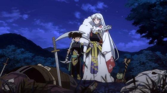 「半妖の夜叉姫」第1話感想 (41)