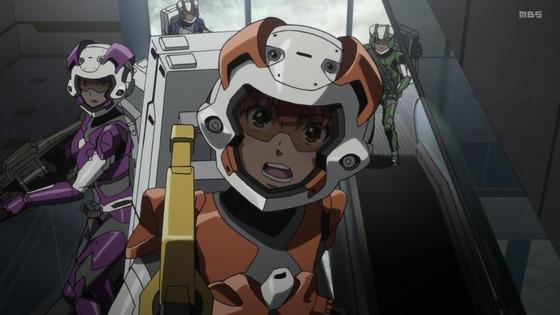 「A.I.C.O. Incarnation」第1話『接触』感想 (12)
