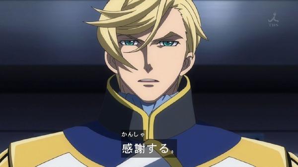 「機動戦士ガンダム 鉄血のオルフェンズ」47話 (2)