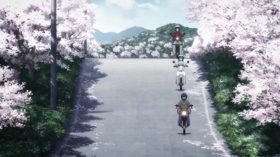 「スーパーカブ」12話 最終回感想 (169)