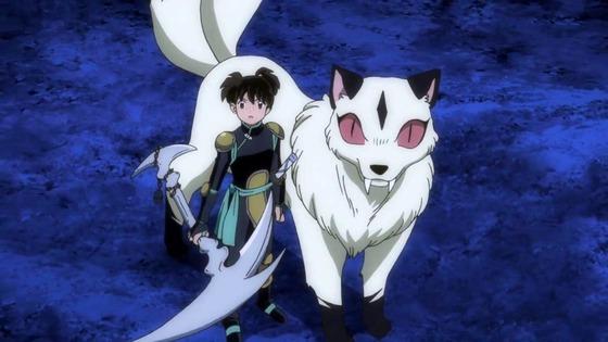 「半妖の夜叉姫」第1話感想 (44)