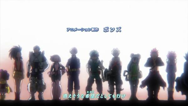 「僕のヒーローアカデミア」64話(4期 1話)感想 (21)