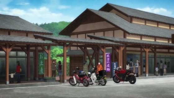 「スーパーカブ」12話 最終回感想 (61)