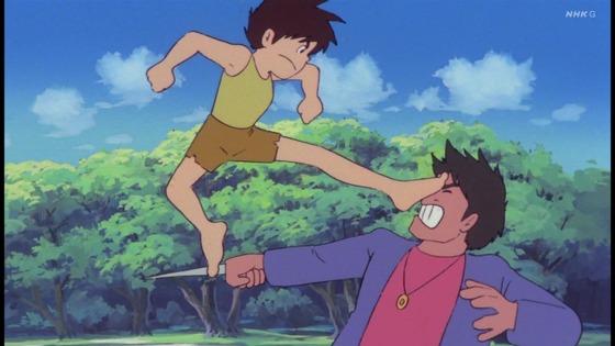 「未来少年コナン」第19話感想 画像  (141)