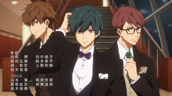 「Free! Dive to the Future」3期 1話 (79)