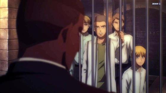 「進撃の巨人」第75話(4期 16話)感想 (38)